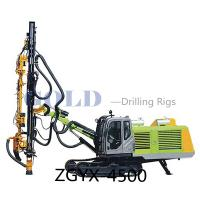 Hydraulic Down-the-hole drill rig ZGYX-5500 shallow hole surface drilling