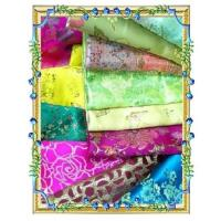 Buy cheap Chinese satin, chinese brocade, brocade satin 90cm from wholesalers
