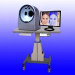 China Hot sale intelligent skin analyzer machine with high resolution wholesale