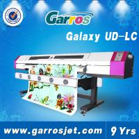 China Galaxy UD181LC 1.8m Large Format Eco Solvent Printer with DX7 head wholesale