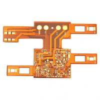 China 3mil Polyimide FPC Flexible Printed Circuit Board 4 Layer AC500V wholesale