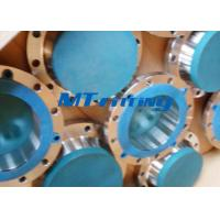 China ASME / ANSI B16.5 PN250 F53 / S32750 Duplex Steel Socket Welding Flange wholesale