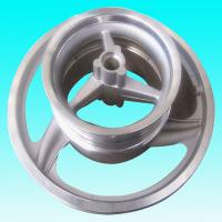 China ISO9000 Car NMC1 - 1.8T Extruded Aluminum Bracket Machined Parts For Engine Side Cover wholesale