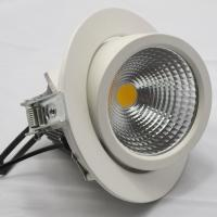 China CE ROHS 15W COB LED Gimble Light Dimmable CREE wholesale