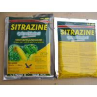 China Atrazine 80% WP Agro Pesticides Selective Herbicides For Broadleaf Weeds 1912-24-9 wholesale
