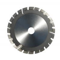 China Diamond Concrete Cutting Blade For Circular Saw , Diamond Wet Saw Blades wholesale