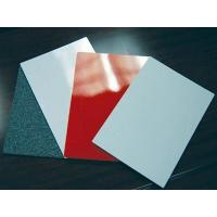 China Candy Color  Aluminum Composite Panel  For Cladding Decoration wholesale