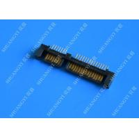 China Serial Attached SCSI SAS HDD Connector Rectangular SATA Board To Wire Connectors wholesale
