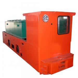 China 8 ton Underground Mine Battery Locomotive for Mine wholesale