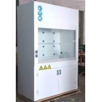 China High Temperature Resistant Laboratory Fume Hood Modern For Chemistry Use wholesale