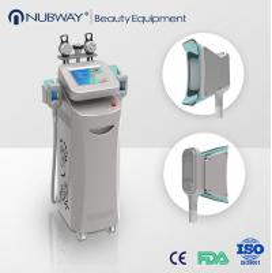 Hottest 5 handles rf cavitation cryolipolysis antifreeze slimming weight loss machine