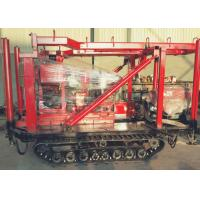 Buy cheap Diesel Power Rotary Water Well Drilling Rig For Engineering Exploration from wholesalers