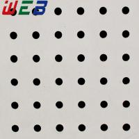 China Perforated sheet metal panel (round hole) wholesale