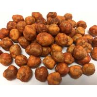 China Hot Sriracha Corn Strach Coated Roasted Chickpeas Snack With Halal Certifaicte wholesale