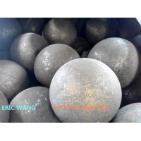 China China B2 100mm quality forged balls,customized forged steel ball manufacturers--huamin on sale