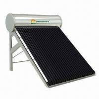 China Domestic Solar Water Heater with 160L Water Tank and Competitive Price wholesale