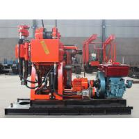 Buy cheap Easy Operate Portable Core Drill Rig 100m - 200m Drilling Depth ISO 9001 from wholesalers