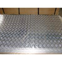 China 5083 5052 5754 Aluminum Diamond Plate For Elevator Car Or Truck wholesale