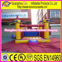 China 2015 New Inflatable Bouncy Moonwalk For Adult wholesale