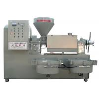 China Automatic Sunflower Seed Oil Press Machine , Screw Oil Extraction Equipment wholesale