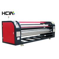 China Multifunction Rotary Heat Press Machine For Lager Bed Sheets High Definition on sale