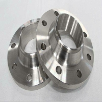 China Carbon Steel A105 Pipe Connector 150LBS Forged Plated Flanges on sale