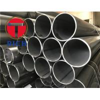China Gb/t3091 Q195 Mechanical Steel Tubing Erw Welded For Low Pressure Liquid Delivery wholesale