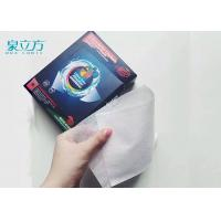 Buy cheap Disposable Magnetic Catcher Color Absorbing LaundrySheets For Light Color Clothes from wholesalers