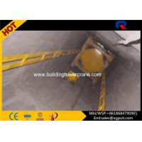 China Inner Climbing Erecting Tower Crane Max Radius 0.9T In Building Construction wholesale
