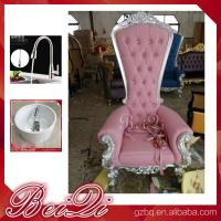 Buy cheap Wholesales Salon Furniture Sets New Style Luxury Pedicure Chair Massage Chair in Dubai from wholesalers