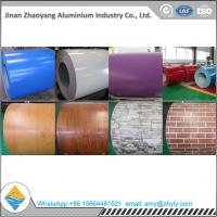 China 1060 Aluminum Alloy 0.5mm Aluminum Coil With RAL Color 0.2 - 3mm Thickness wholesale