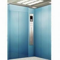 China Passenger Elevator with High Performance CPU, Large Storage Space, Smooth Start and Quiet Moving wholesale