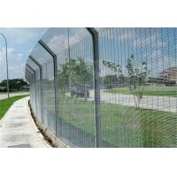 China Security Protection 3510 Anti Climb Fencing For Sub Station / Border wholesale