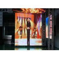 Quality P5.2 SMD3528 HD Indoor Full Color Led Display Advertising 12mm Thickness for sale