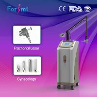China effective scar removal CO2 laser cost machine on sale