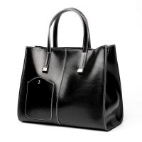 2019 hot sell designer handbags ladies genuine leather red large tote bag real