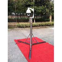 China 3m Small Pneumatic Telescopic Mast Lightweight , Telescopic CCTV Mast wholesale