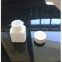 China 30cc Square Medical plastic bottle with Childproof cap wholesale