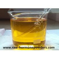 China 98% Assay Injectable Boldenone Undecylenate Steroids / Musle Growth Hormone Yellow Liquid wholesale