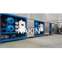 ZYD-100 (6000L/H) Transformer Oil Purifier, Insulating Oil Purification