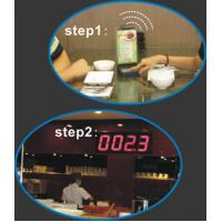 Table call paging system