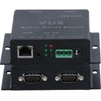 Buy cheap 2 Port Serial RS232/422/485 to Ethernet Server/Com Driver,Industrial Edition VU2 from wholesalers