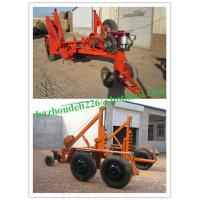 China Pulley Carrier Trailer, Pulley Trailer, Cable Trailer,Drum Trailer on sale
