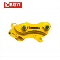 China Excavator Attachment Hydraulic Quick Hitch Coupler For Sale Made In China wholesale