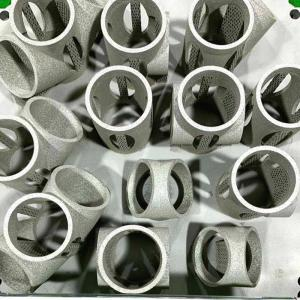 China Small Batch SLM Metal 3D Printing Rapid Prototyping With Sealing Finish wholesale