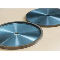 China 6A2 Metal Bond Grinding Wheels / Diamond Cup Grinding Disc For Ceramic Processing on sale