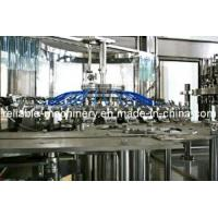China 5~10L Reliable Machinery Automatic 3in1 Water Filling Production Line (CGFA) wholesale
