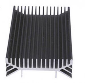 China Anodized / Pwoder Painted Aluminum Extrusion Profiles Cutting Drilling CNC Machining wholesale
