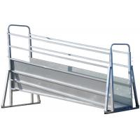 Buy cheap Outdoor 3m Portable Loading Chute With Dual Pin Locking System Smooth Surface from wholesalers