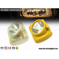 China colorful GL6-C rechargeable miners headlight with OLED screen and SOS warning  20 hours long working time wholesale